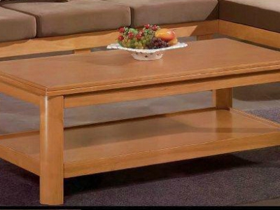 Hard wood coffee table
