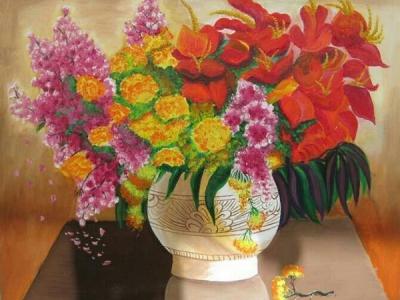 handmade painting 002