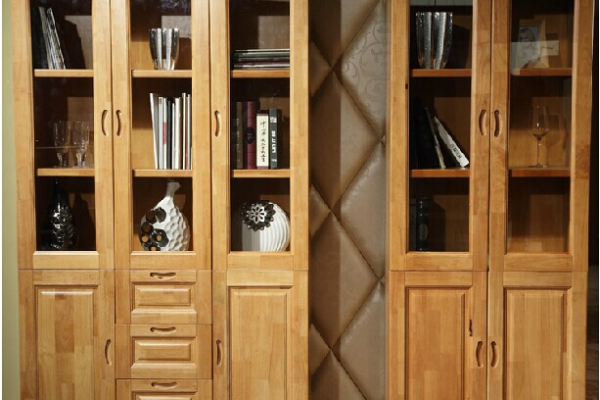 2~3 doors bookcase