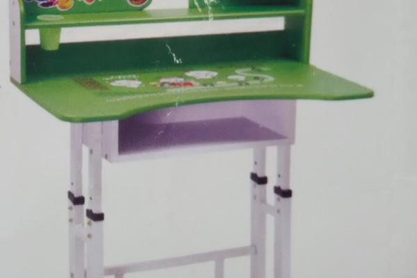 kid's desk and chair set #HT-S-30