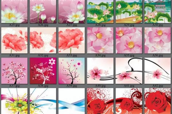 decorative picture order list 01#