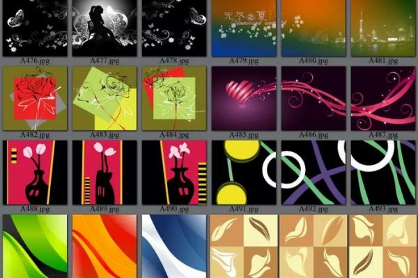decorative picture order list 03#