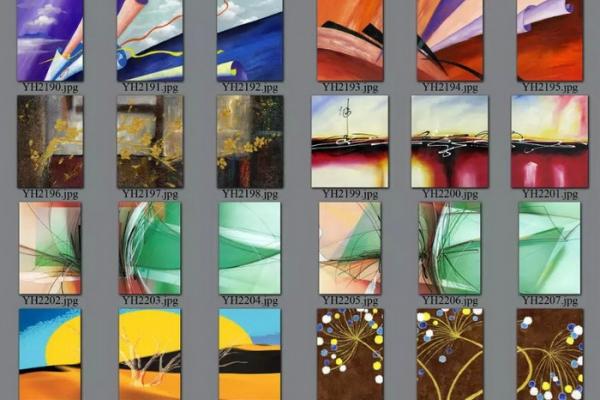 decorative picture order list 10#
