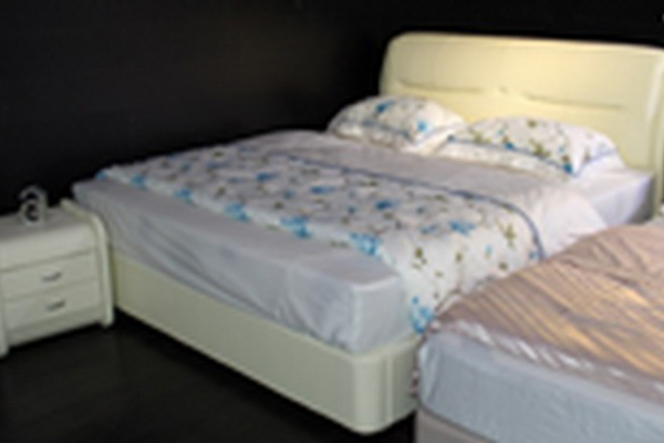 leather bed 8525#